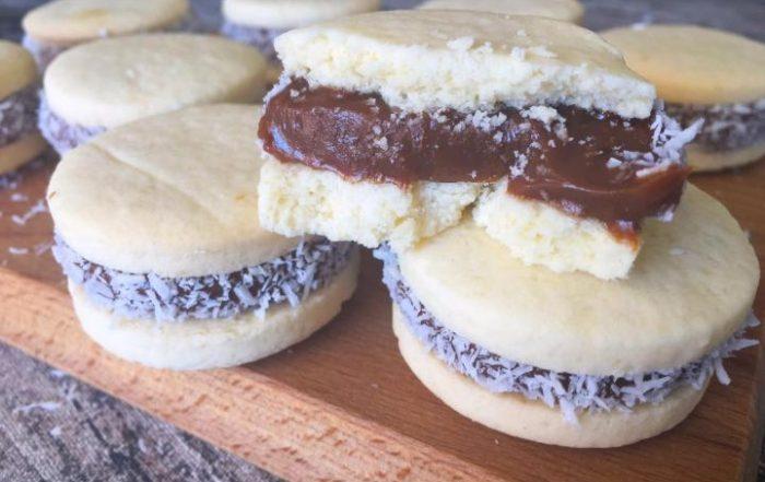 Alfajores De Maicena Recetas De Cocina Argentina Fáciles