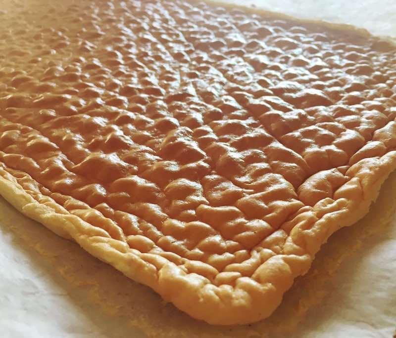 Pionono libre de gluten