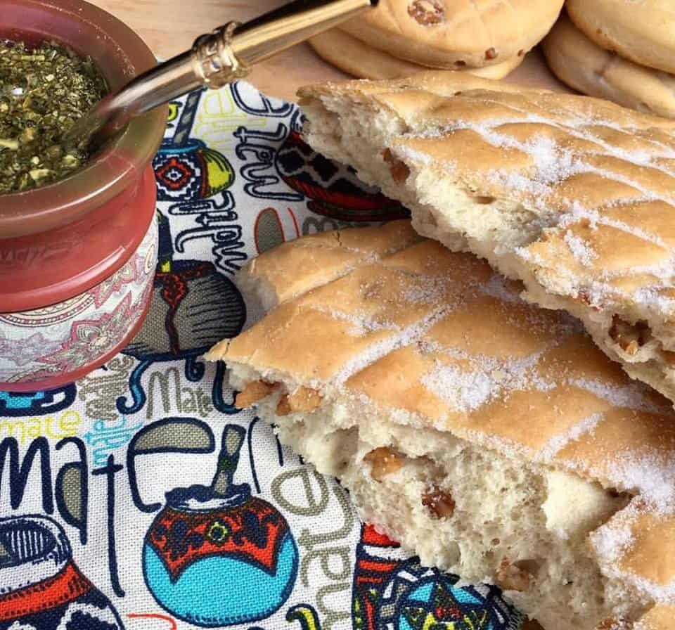 tortitas de Chicharrones