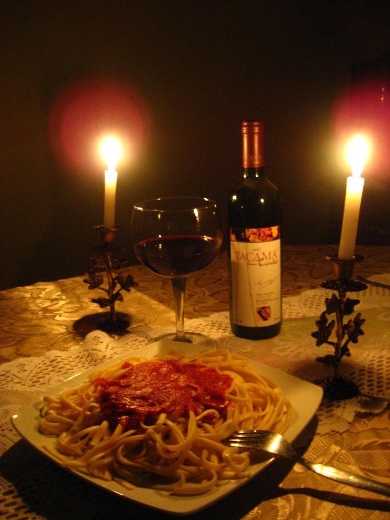 Cena romantica  Recetas Buen Comer
