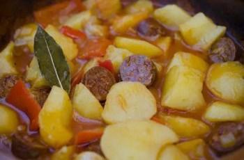 patatas con chorizo1 e1473879298329 - Patatas con chorizo o a la riojana