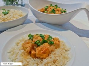 pollo al curry1 - Olla eléctrica JRD