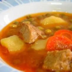 carne guisada chefomatic - Patatas guisadas con carne en Chefomatic