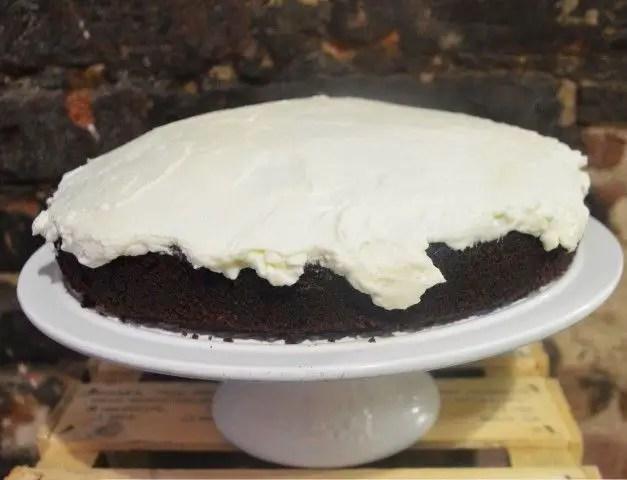tarta cerveza negra - Tarta de cerveza negra en Thermomix