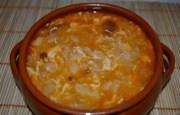 sopa de ajo castellana - Sopa castellana Thermomix (sopa de ajo)