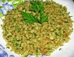 pan rallado aromático y húmedo - Receta mayonesa