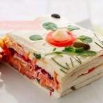 pastel de salmón y atún - Tortilla de patatas en Thermomix