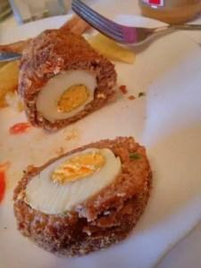 Huevos escoceses e1475094416682 - Carne con Thermomix