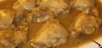 pechuga de pollo a la cerveza - Receta mayonesa