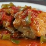 Bacalao con tomate con Thermomix