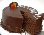 bizcocho de chocolate - Especial Algarve: cataplanas