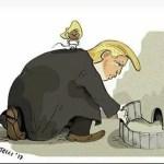 5 razones de Donald Trump para constuir el muro entre Mexico y Estados Unidos