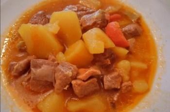patatas con carne olla jrd - Estofado de ternera en olla JRD