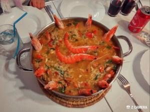 arroz de marisco - Recetas tradicionales varios y arroces