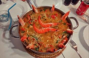 Arroz de marisco (comida portuguesa)