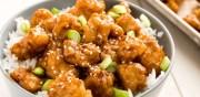 pollo a la naranja - Orange chicken o pollo a la naranja estilo chino