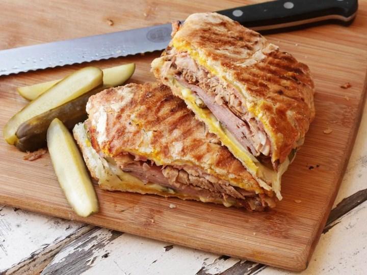 sandwich cubano 1024x768 - Receta de sandwich cubano