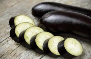 Espuma de berenjena - Reciclaje de comida - paté vegetariano de berenjena