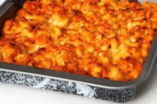 fabada al horno - Reciclaje de comida - fabada al horno