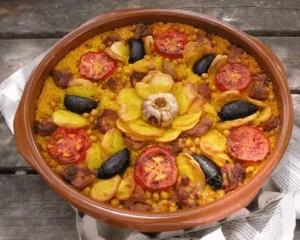 arroz al horno - Recetas tradicionales varios y arroces