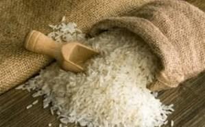 arroz con adobo - Arroz