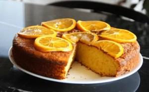 bizcocho de naranja - Tartas y Bizcochos con Thermomix