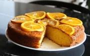 bizcocho de naranja - Bizcocho de naranja húmedo en Thermomix