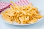 patatas chips en microondas - Pollo con almendras en Thermomix