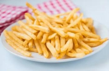 patatas chips en microondas - Patatas chips en microondas