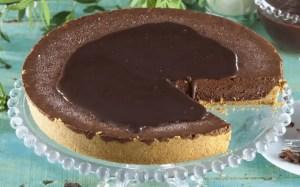 tarta mousse de chocolate - Recetas postres tradicionales