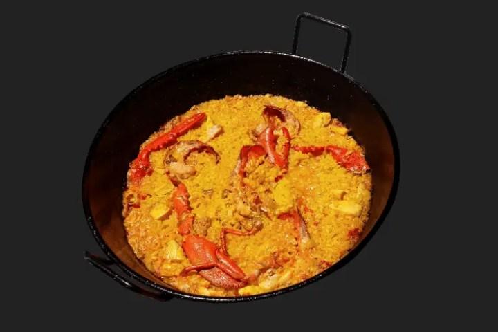 arroz con bogavante - Arroz con bogavante de Alicante