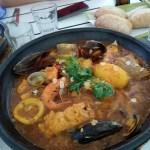 zarzuela de pescado y marisco - Recetario (A-Z)