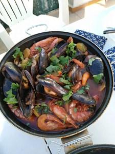 cataplana de marisco e1541371689907 - Recetas de Portugal