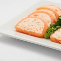 pastel de salmon ahumado 1 - Pastel frío de salmón top 10