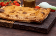 empanada negra - Empanadas caseras - comida gallega