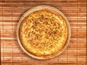 tortilla de patatas vegana - Tortilla de patatas vegana