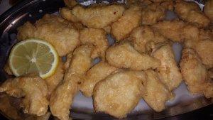 pollo al limon chino