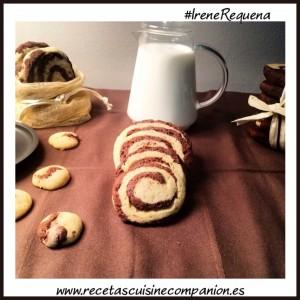 galletas espirales
