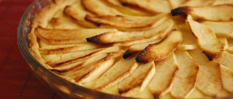 Tarta de Manzana  Para Diabticos  Recetas de cocina Fciles Rpidas y Saludables