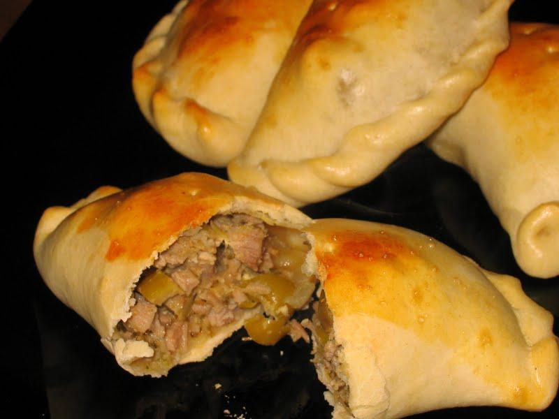Cocina Argentina Empanadilla criolla  recetasdecocinainfo