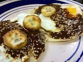 Huevos con Mole