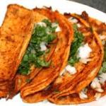 Riquísima receta de Tacos de barbacoa
