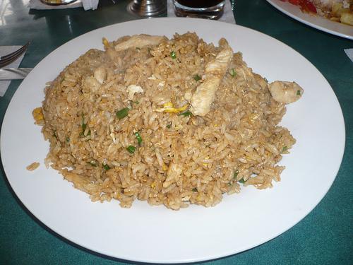 Cocina Peruana Arroz Con Pollo