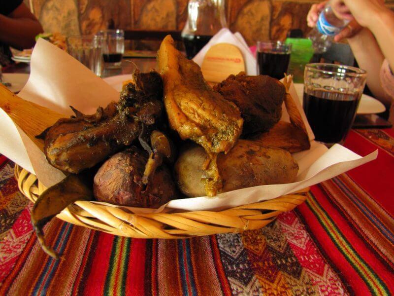 Pachamanca Peruana Andina  Recetas de Comida PeruanaRecetas de Comida Peruana  Cocina Peruana