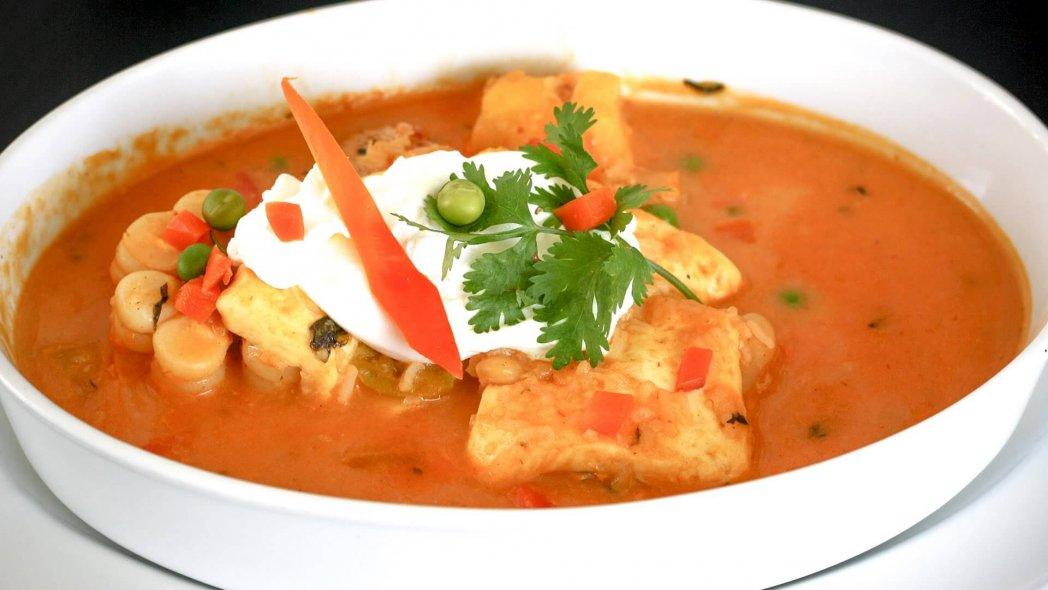 Chupe de pescado  Recetas de Comida PeruanaRecetas de