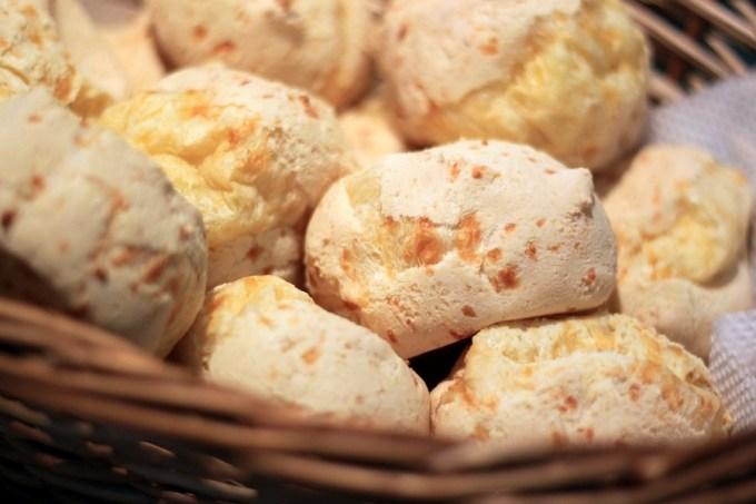 Pan de almidon ecuatoriano - receta facil