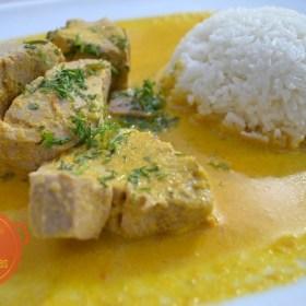 Receta del sudado de pescado ecuatoriano