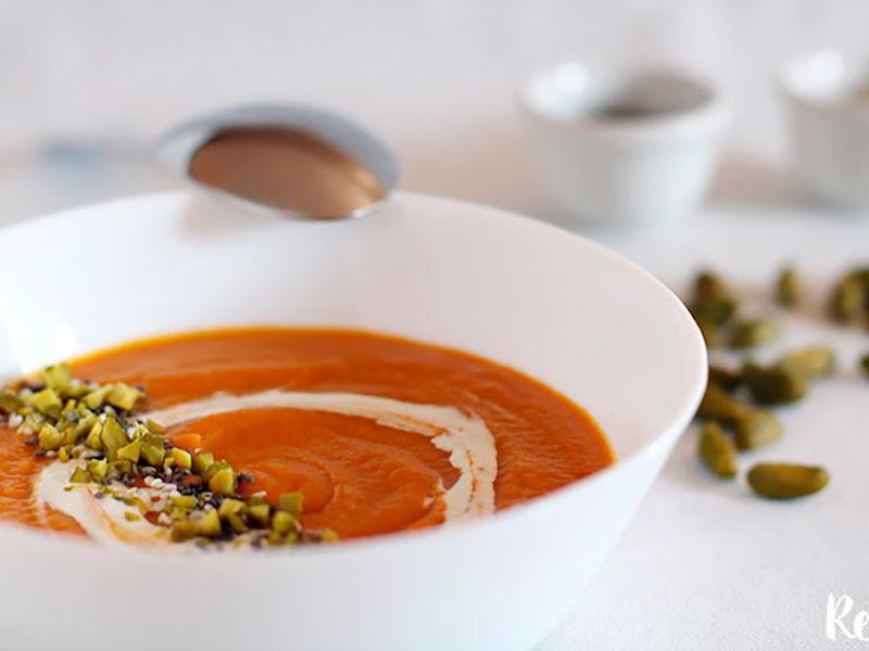 Crema-de-zanahoria-y-mandarina-al curry