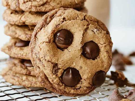 galletas de coco y avena