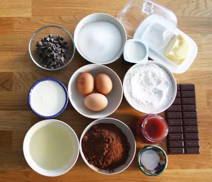 Ingredientes-tarta-de-chocolate